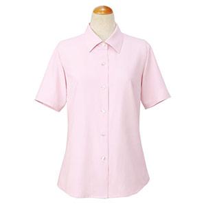 cressai 半袖ブラウス 36496 ピンク (5〜19号)