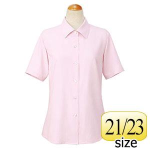 cressai 半袖ブラウス 36496 ピンク 21・23号