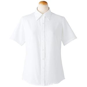 半袖ブラウス 36688 ホワイト (5〜19号)