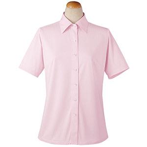 半袖ブラウス 36803 ピンク (5〜19号)