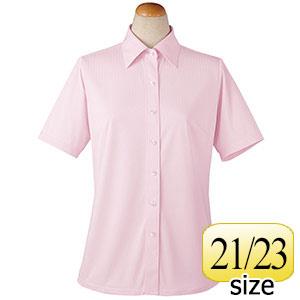 半袖ブラウス 36803 ピンク 21・23号