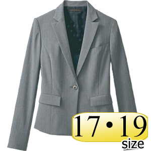 ジャケット 24749 グレー (17・19号)