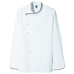 長袖コックコート 2056 01 ホワイト