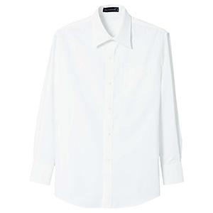 長袖シャツ 1610 01 ホワイト