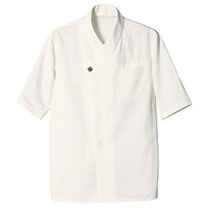 五分袖シャツ 1649 05 キナリ