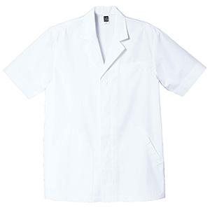 半袖和コート 2038 01 ホワイト