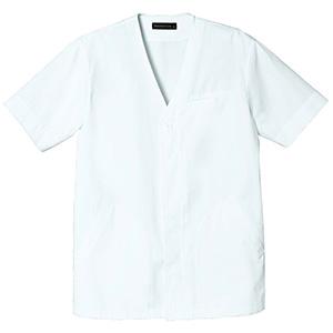 半袖和コート 2044 01 ホワイト