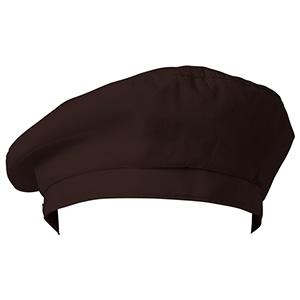 ベレー帽 6076 06 ブラウン