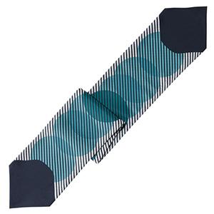 スカーフ 7091 56 ブルー