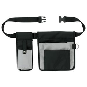 インカムケース付ポーチ 8097 XD ブラック
