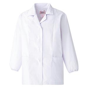 女子衿付 長袖 白衣 EB430