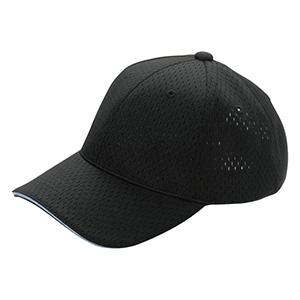 スポーツメッシュキャップ 5811 ブラック