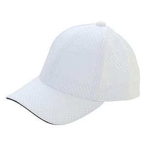 スポーツメッシュキャップ 5812 ホワイト
