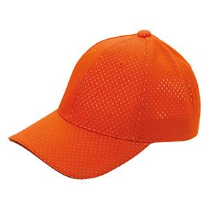 スポーツメッシュキャップ 5827 オレンジ