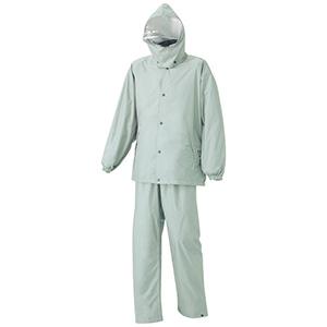 雨衣 エントラント ハイテクスーツ A−680 シルバー