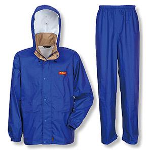 エントラント(R)レインスーツ 7200 ブルー