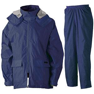 雨衣 ファミネットピック NO.1042 ネイビー