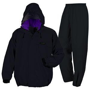 雨衣 オールマインドスーツ #3250 ブラック