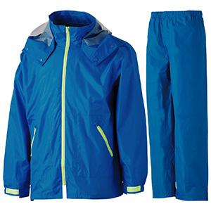 レインスーツ イージーレイン EZ−55 ブルー