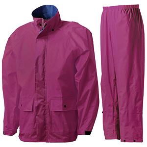 雨衣 フィールドスーツ A−419A ワイン