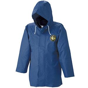 雨衣 マリンパーカ J−218 ネイビー