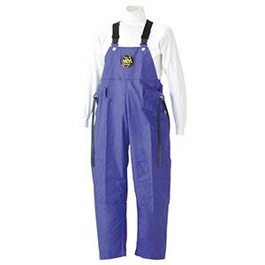 雨衣 マリン胸付ズボン G−229 パープル