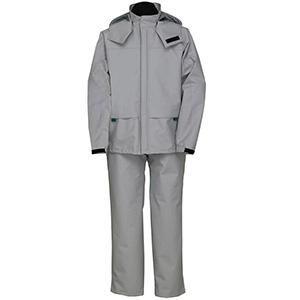 雨衣 ナダレス テトラテックスレインスーツ 5000 シルバーグレー