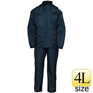 雨衣 ナダレス テトラテックスレインスーツ 5000 ネイビー 4L