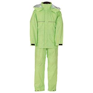 スプルースレインスーツ 9800 フラッシュグリーン