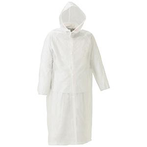 雨衣 0.05ポケットコート クリア