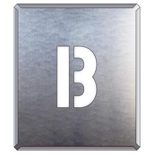 349−13A 吹付け用プレート B