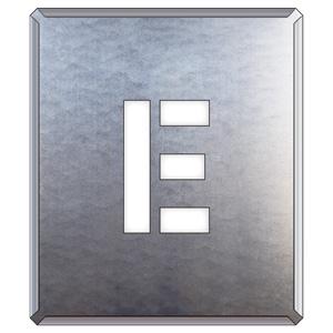 349−16A 吹付け用プレート E