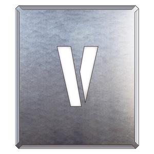 349−36A 吹付け用プレート V