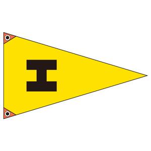工事用自動車旗 372−26 (300×500)