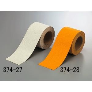 ユニラインテープ 374−27 反射白 100幅×5m