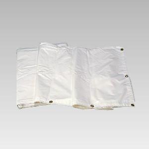 養生防炎シート 376−51 (1.8×5.1m)