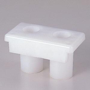 プラスチックフェンス ジョイント 383−38