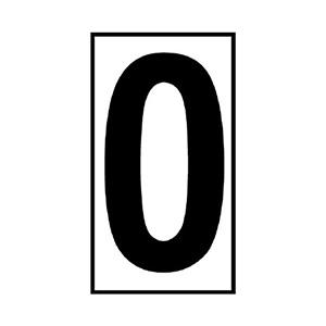 予告・説明看板日付マグネット 383−500 (0)