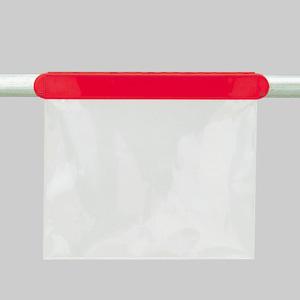 マルチバインダー本体 389−40R 赤セット