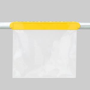 マルチバインダー本体 389−40Y 黄セット