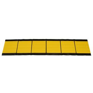 点字マット (折畳み式) 391−221 300角ライン