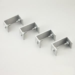 両面補助金具 395−54A 平リブ用 4ヶ組