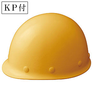 ヘルメット SC−M RA KP付 イエロー