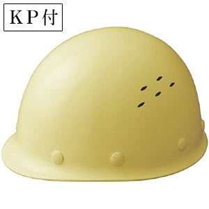 ヘルメット SC−MV RA KP付 レモンイエロー ※受注生産