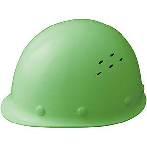 通気孔付 軽量ヘルメット SC−LMV RA モスグリーン