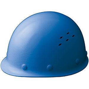 通気孔付 軽量ヘルメット SC−LMV RA ブルー