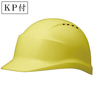 ヘルメット SC−5BV RA KP付 イエロー