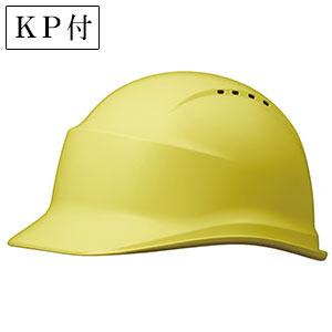ヘルメット SC−5BVR RA KP付 イエロー