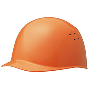 ヘルメット SC−9BV RA オレンジ