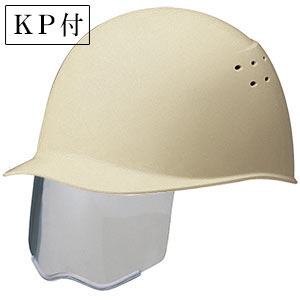ヘルメット SC−9BVS RA KP付 アイボリー ※受注生産
